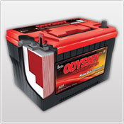 Odyssey Commercial Batteries