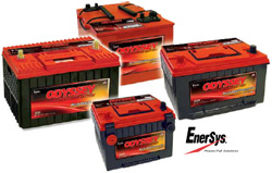 Odyssey™ Heavy Duty/Commercial Batteries Line